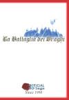 libro romanzo La Battaglia dei Draghi fantasy italiano, medievale, fantastico, copertina